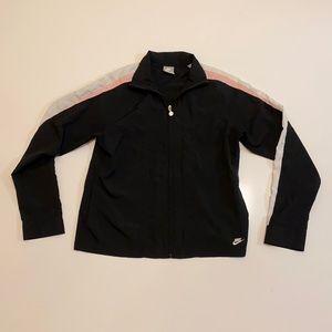 Vintage light Nike zip up jacket